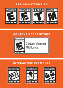 Entertainment-Software-Rating-Board-(ESRB)